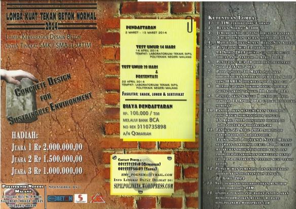 brosur LKTB Polinema